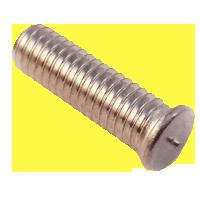 Винт приварной ISO 13918 алюминий. Характеристики. Сфера применения